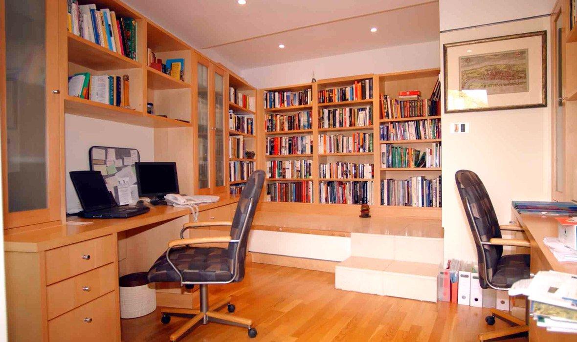 Designer home studies home design Home study furniture design