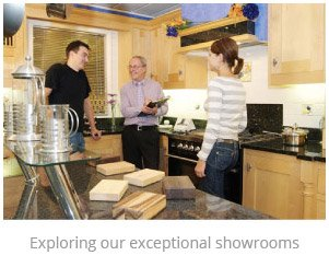 Exploring our exceptional showrooms