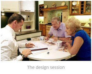 The design session