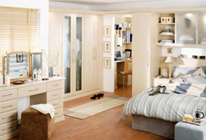 Winchester fitted and designer bedroom
