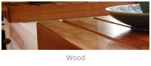 Wood kitchen worktops